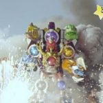 宇宙戦隊キュウレンジャー 第12話で「11人の究極のオールスター」勢ぞろい!リュウテイキュウレンオー登場!