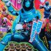 宇宙戦隊キュウレンジャー 第10話より11人目の新戦士「コグマスカイブルー」が登場!初の地球人がセイザブラスターで変身!