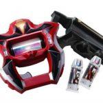 ウルトラマンジードの変身アイテム『DXジードライザー』が7月発売!2本のカプセルを装填&スキャン!プリミティブに変身!