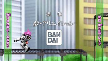 仮面ライダーエグゼイド 第34話で九条貴利矢が復活!