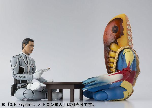 『ウルトラセブン』S.H.フィギュアーツ モロボシ・ダン