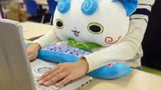 仮面ライダー555 PCクッションが9月発売!長時間のPC作業のお供に最適。ぬいぐるみ型クッション&アームレストのセット。