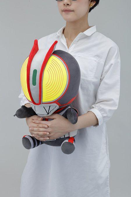 仮面ライダー555 PCクッションの画像9