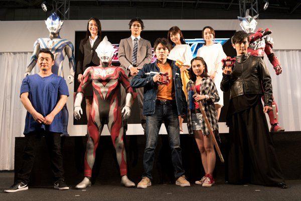 『ウルトラマンジード』メインキャストが発表!山本千尋さんや潘めぐみさん、ゼロやベリアル融合獣の変身者も!