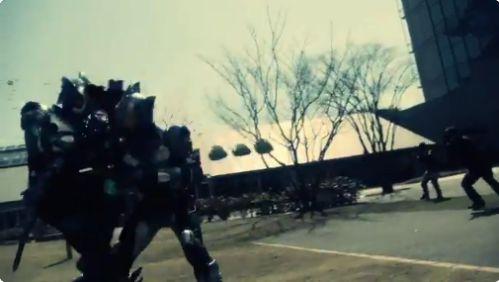 仮面ライダーアマゾンズ シーズン2 特別映像②