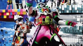 劇場版 仮面ライダーエグゼイドのポスターにライダー8人勢ぞろい!トゥルーブレイブ似の最強フォームはレガシーゲーマー?