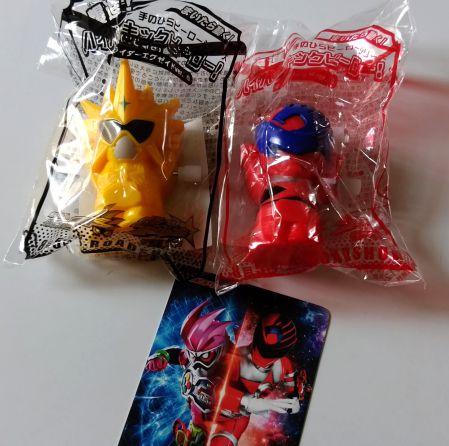 劇場版 仮面ライダーエグゼイド ムテキゲーマーが前売券のプレゼントに!新檀黎斗が遊んでた爆進!ハイパーキックヒーロー