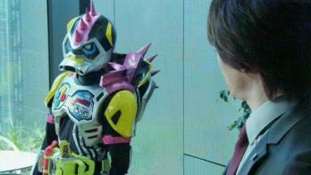 仮面ライダーエグゼイド 第35話「Partnerを救出せよ!」
