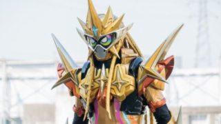仮面ライダーエグゼイド ムテキゲーマーは髪が全部ライダーゲージ?レベルの数字では表せない強さの秘密か?