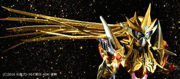 仮面ライダーエグゼイドの髪が2週間経ってこんなに伸びた~!第36話に最強の長髪ムテキゲーマー登場!