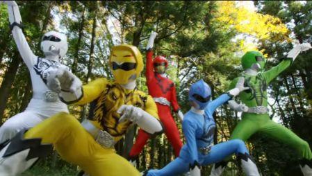 獣電戦隊キョウリュウジャーブレイブ最終回にジュウオウジャーと風切大和が登場!次はパワーレンジャーアニマルフォースか?