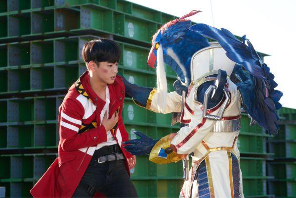 獣電戦隊キョウリュウジャーブレイブ 第10話「さらば!ブレイブキョウリュウゴールド」