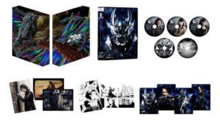 7/5発売「絶狼(ZERO)-DRAGON BLOOD-」Blu-ray&DVDのBOXビジュアルや収録内容ビジュアルが公開!