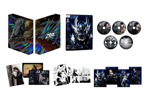 「絶狼(ZERO)-DRAGON BLOOD-」Blu-ray&DVD