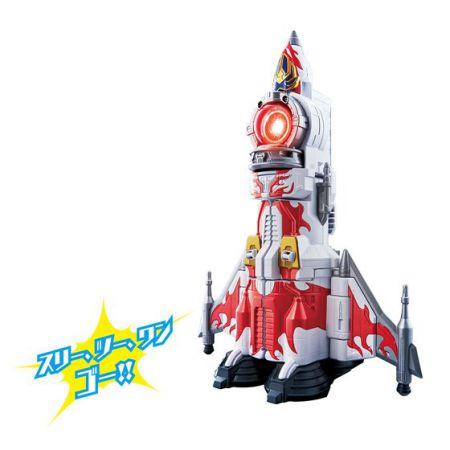 宇宙戦隊キュウレンジャー キュータマ合体12 DXギガントホウオー