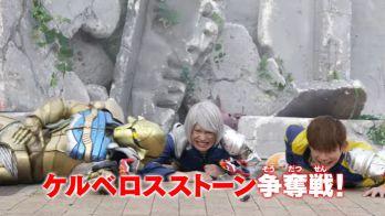 『宇宙戦隊キュウレンジャー THE MOVIE ゲース・インダベーの逆襲』新予告