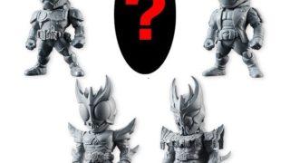 「CONVERGE KAMEN RIDER 7」に2017年新仮面ライダー登場!エグゼイド、ゴースト、クウガ アルティメット、ダグバ