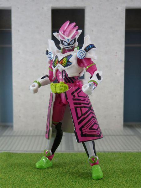仮面ライダーエグゼイド「装動 STAGE10」に風魔・忍者プレイヤー・クリエイターゲーマー登場!ニコは新プロジェクトに!