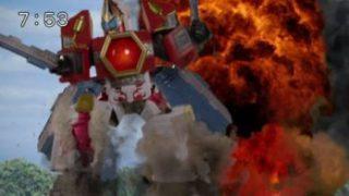 宇宙戦隊キュウレンジャー第22話「伝説の救世主の正体」は初代宇宙大統領!ステーションとボイジャー合体!ギガントホウオー
