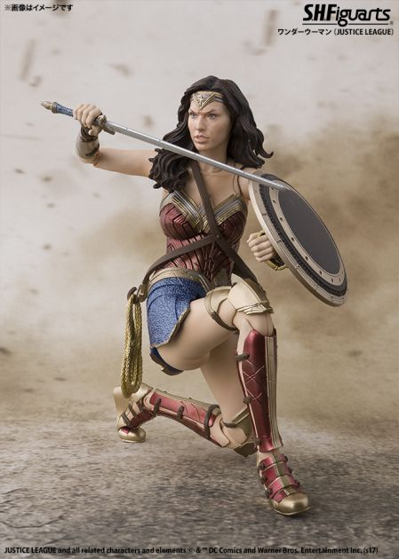S.H.Figuarts ワンダーウーマン(JUSTICE LEAGUE)