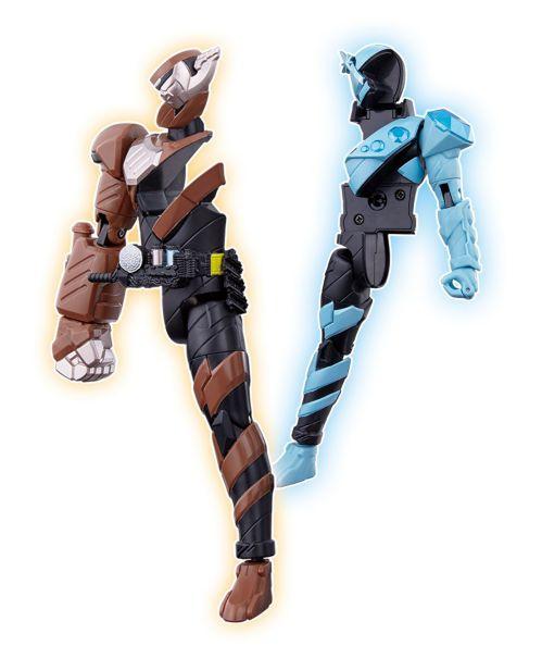 仮面ライダービルド ボトルチェンジライダーシリーズ 02仮面ライダービルド ゴリラモンドフォーム