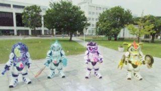 仮面ライダーエグゼイド 第44話の5人のレベル1共闘がたまらん!クロノスとゲムデウスの分離手術に成功!