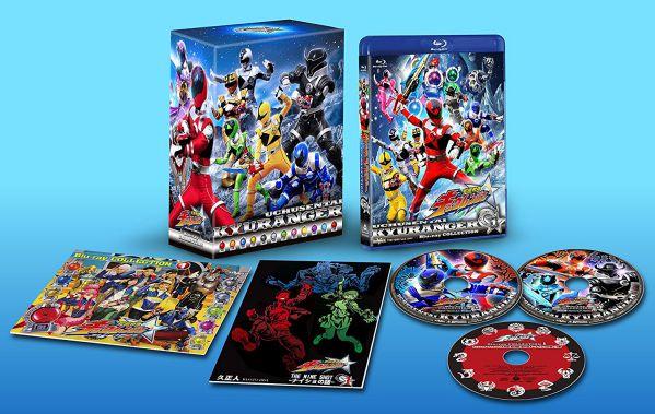 『宇宙戦隊キュウレンジャー』Blu-ray COLLECTION 1