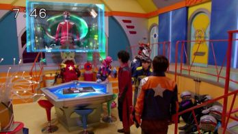 宇宙戦隊キュウレンジャー Space.27「オリオン号でインダベーパニック!?」