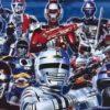 「メタルヒーロー怪人デザイン大鑑」が9月30日発売!宇宙刑事ギャバンからスペース・スクワッドまで。デザイナーの証言収録