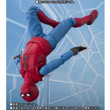 S.H.Figuarts スパイダーマン(ホームカミング) ホームメイドスーツver.