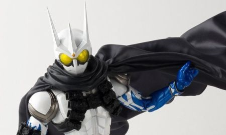 S.H.Figuarts(真骨彫製法)仮面ライダーエターナル