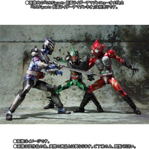 S.H.Figuarts 仮面ライダーアマゾンアルファ (2nd season Ver.)