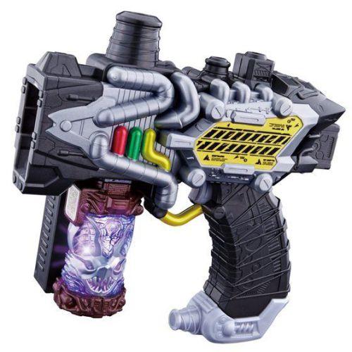 仮面ライダービルド「変身煙銃 DXトランスチームガン」