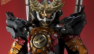 「S.I.C. 仮面ライダー鎧武 カチドキアームズ」が魂ネイションズ2017開催記念商品に新登場!残る未発表は3アイテム