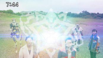 宇宙戦隊キュウレンジャー Space.30「ヨッシャ!奇跡のキュータマ」