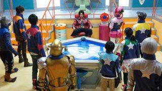 宇宙戦隊キュウレンジャー 次回 第32話「オリオン号よ、永遠に」予告!ツルギがキューレットザチャンス!おじ様どうなる?