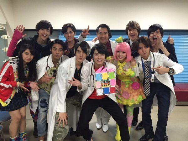 『仮面ライダーエグゼイド』ファイナルステージ全公演が終了!出演キャスト&スタッフさんSNSまとめ