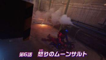 仮面ライダービルド 次回第6話は「怒りのムーンサルト」予告