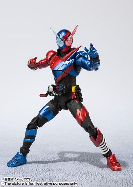 S.H.フィギュアーツ 仮面ライダービルド ラビットタンクフォーム