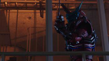 仮面ライダービルド 第6話「怒りのムーンサルト」