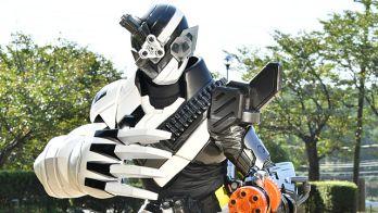 『仮面ライダービルド』トライアルフォーム(パンダガトリング)からのロケットパンダフォームが第7話で登場!