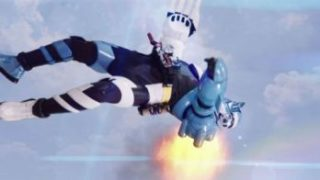 仮面ライダービルド 第7話でスタークの「ロケットフルボトル」を龍我がゲット!高岩成二さん数年ぶりにロケットで空を飛ぶ!