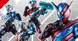 仮面ライダービルドの食玩「創動 仮面ライダービルド BUILD6」と「SGフルボトル06」が2月発売!それぞれ全6種