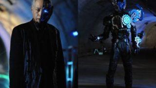 平成ジェネレーションズFINALの敵はカイザー(大槻ケンヂさん)とネビュラバグスターと胸に「X」マークのガーディアン?