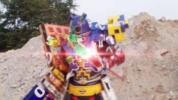 てれびくん超バトルDVD『仮面ライダーエグゼイド』裏技「仮面ライダーパラドクス」予告