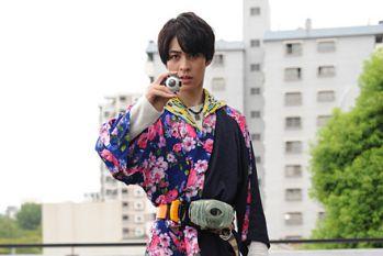 平成ジェネレーションズFINALの『仮面ライダーゴースト』