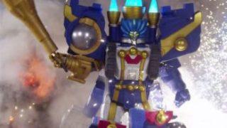 宇宙戦隊キュウレンジャー 次回 第33話「発進!バトルオリオンシップ」予告!超巨大ロボ「オリオンバトラー」登場!