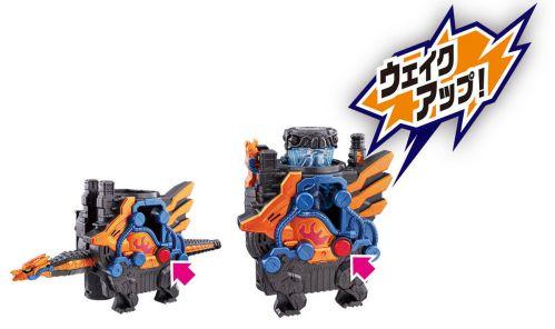 仮面ライダービルド DXクローズドラゴン
