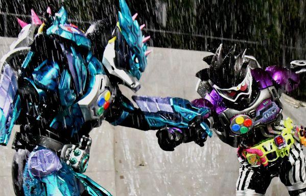 『仮面ライダーエグゼイド トリロジー アナザー・エンディング』3部作の最後を飾る「仮面ライダーゲンムVSレーザー」