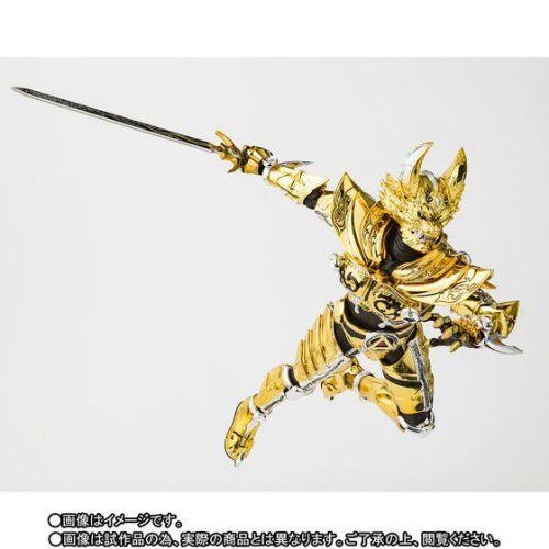 S.H.Figuarts(真骨彫製法)黄金騎士ガロ(冴島鋼牙)